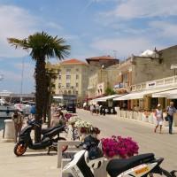 Poreč, chorvatské přímořské město s nádechem Itálie