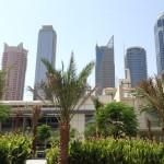 Dubai - panorama u Business Bay