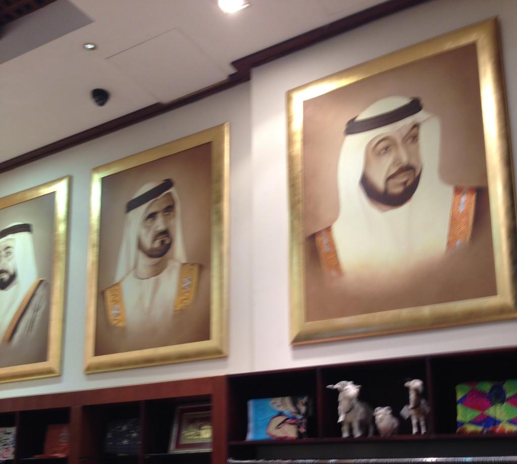 Portréty vládců k zakoupení