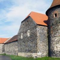 Vodní hrad Švihov původem z 15. století