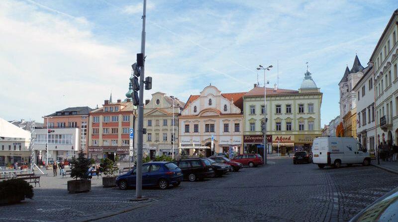 Klatovské náměstí