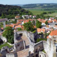 Rabí – největší zřícenina v Čechách