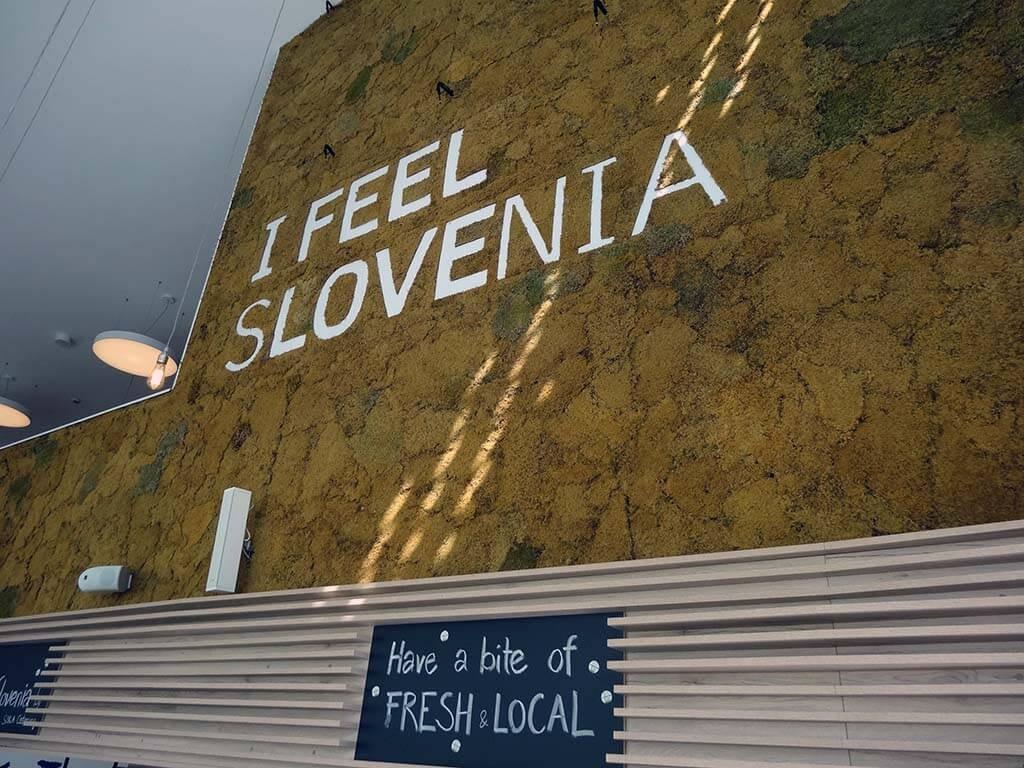 Slovinský pavilon si skutečně zamilujete