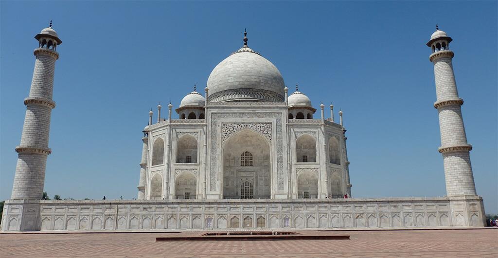 Agra, to je především Taj Mahal, co však ještě nabízí?