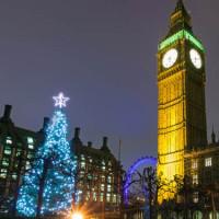 Advent v Londýně: zabruslit si na nejlepších kluzištích, vyzkoušet anglický vánoční moučník či nakoupit netradiční ruční výrobky?