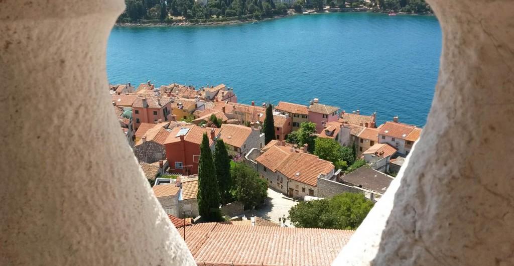 Nejlepší destinace Chorvatska náhled Rovinj