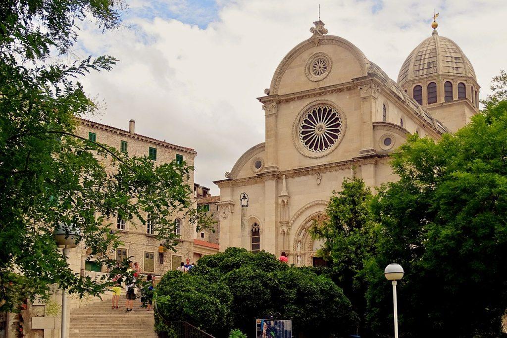 Kostel Sv. Jakub