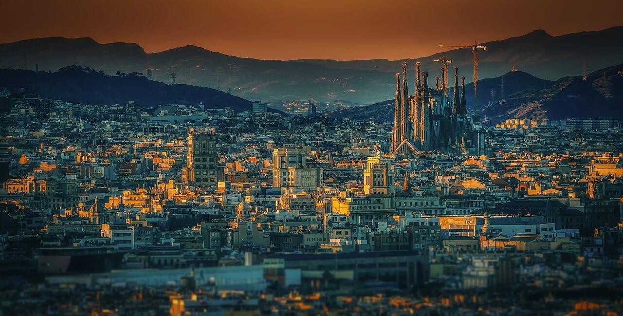 Ušetřete za dovolenou - Barcelona