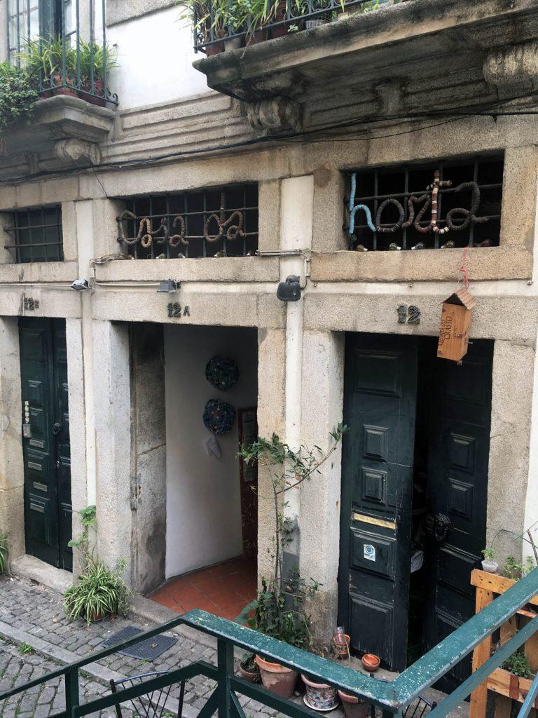 Veganská restaurace Casa da Horta