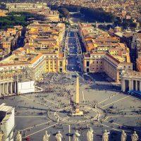 Na víkend do Říma, plán výletu