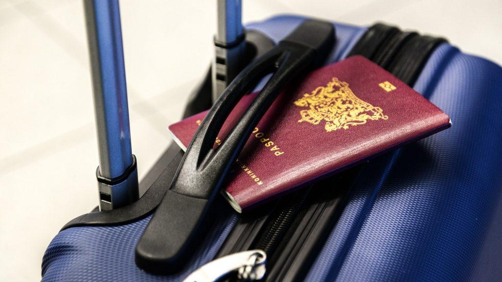 Cestovaní s malým kufrem