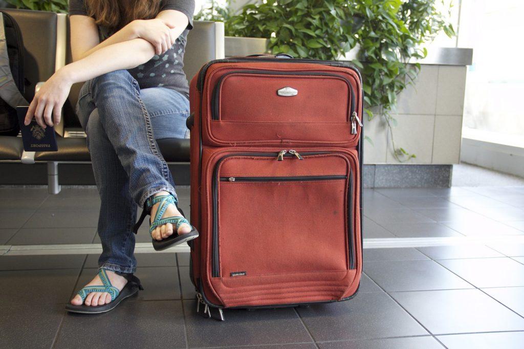Cestování s malým kufrem