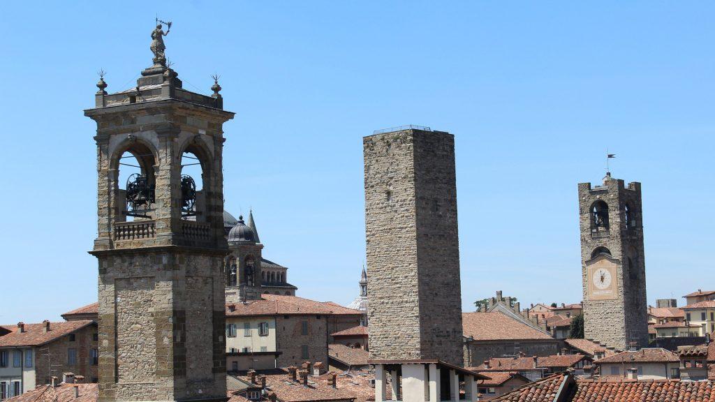 Město Bergamo