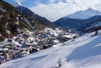 Top 5 rakouských lyžařských středisek